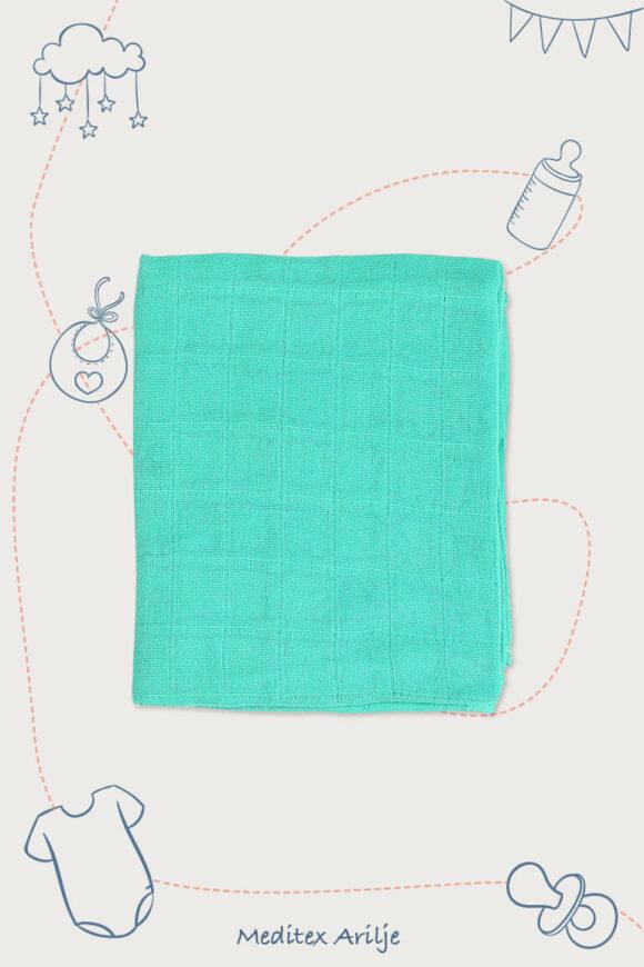 Tetra pelene u boji arilje - meditex pamucne pelene