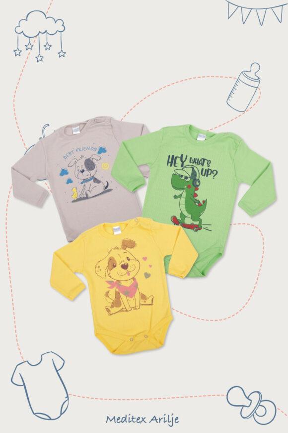 bodici za bebe arilje dostupni u nekoliko boja